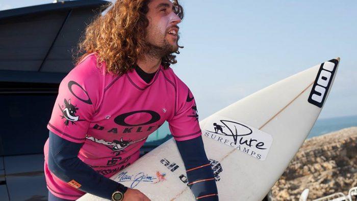 Alessandro Piu ci racconta la sua esperienza su onde gigantesche