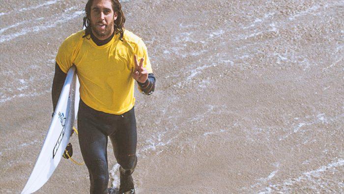 Il nuovo video del surfer Sardo Alessandro Piu Splitting Baguettes