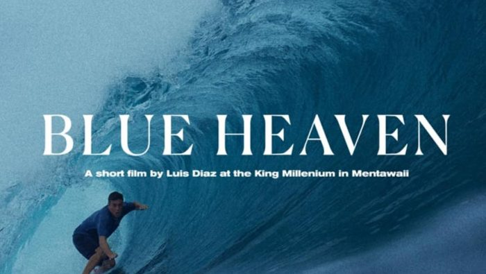 Luis Diaz in Blue Heaven