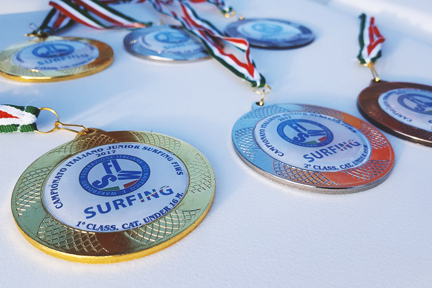Aggiornamenti sul Campionato Juniores 2018 FISW Surfing