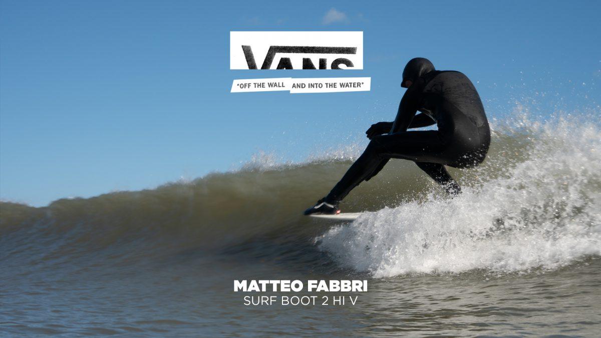 Vans Surf Boot 2 Hi V 5mm – Matteo Fabbri