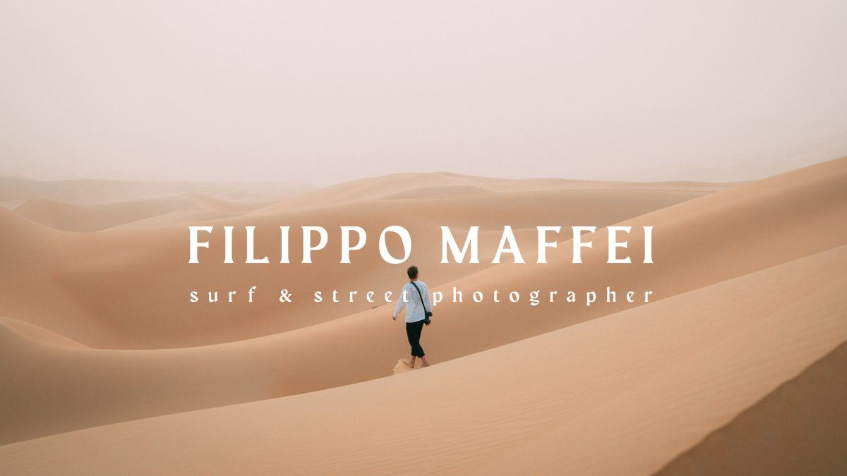 FILIPPO MAFFEI surf & street photographer