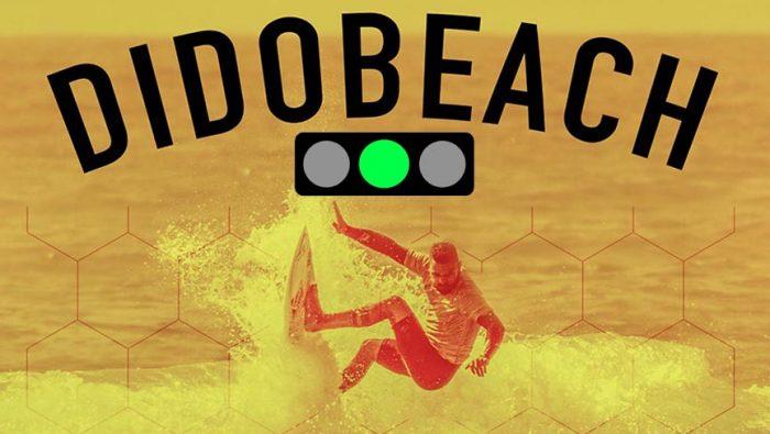 SEMAFORO VERDE PER IL DIDOBEACH SURF CONTEST 2018