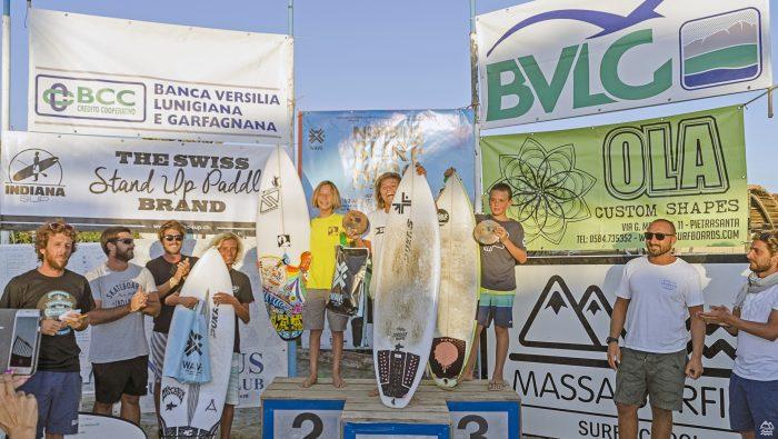 Tommaso Pavoni vince il Nimbus Surf Hero