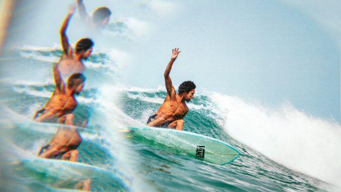 VANS E MICHAEL FEBRUARY SI UNISCONO PER DARE VITA AL SURF TRUNK 2.5 PANEL  E A UN'ESCLUSIVA COLLEZIONE DI ABBIGLIAMENTO