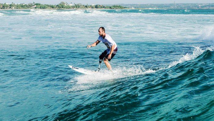 Sono iniziati i World Adaptive Surfing Championship 2016