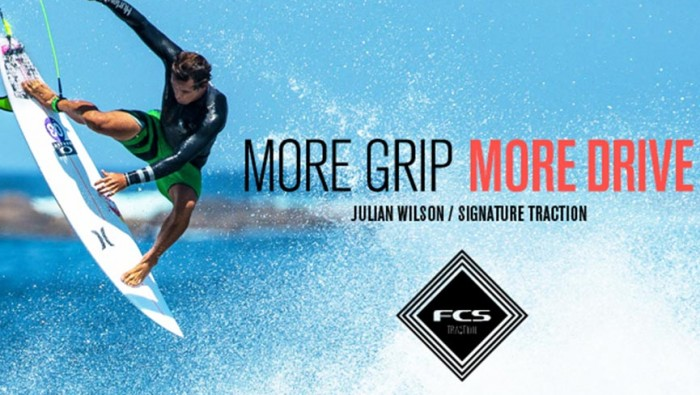JULIAN WILSON FCS GRIP SIGNATURE MODEL