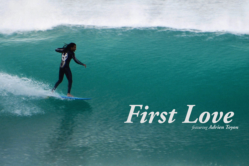 First Love featuring Adrien Toyon