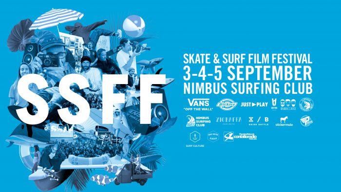 SSFF - Skate and Surf Film Festival 2021