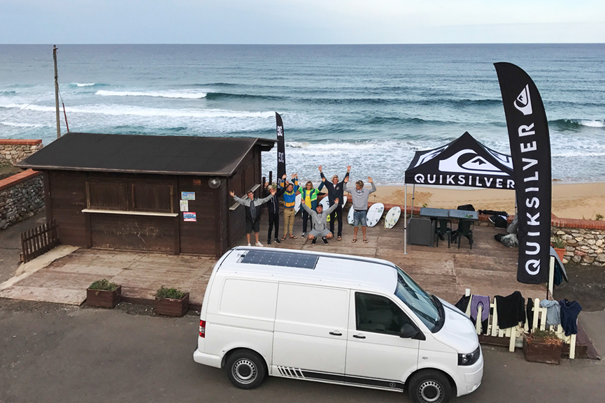 REPORT GROMS PRO SELECTION 2016