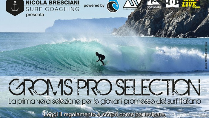 GROMS PRO SELECTION 2016