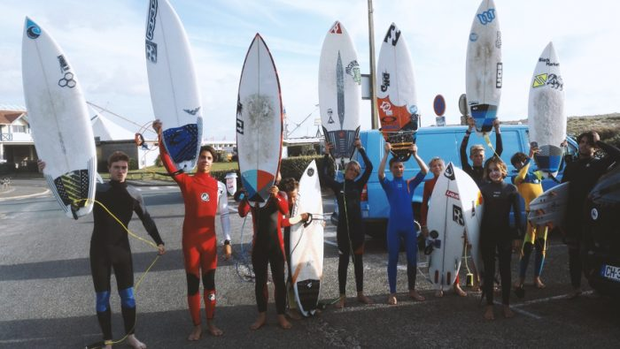 REPORT HOSSEGOR TRAINING CAMP 2016