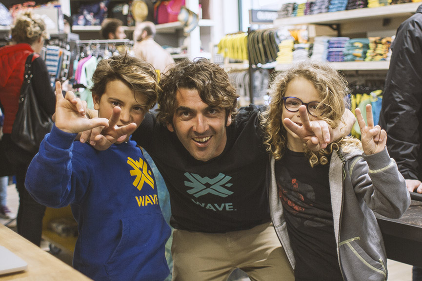 WAVE SHOP – INTERVISTA A JACOPO CONTI