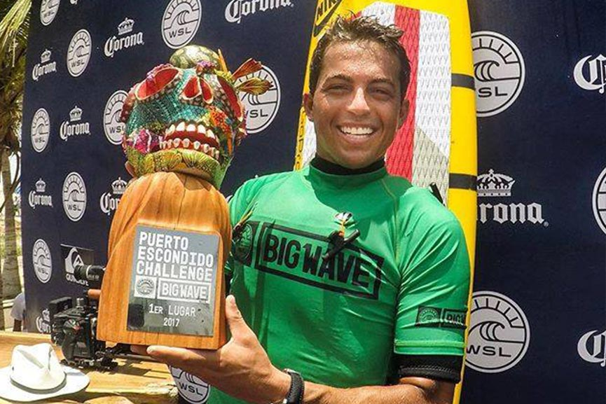 Kai Lenny vince il Puerto Escondido Challenge