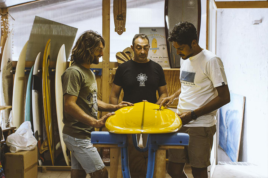RETRO SENSATION BY OLA SURFBOARDS