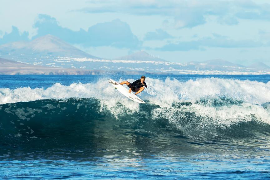 Matteo Calatri e il suo nuovo video realizzato a Fuerteventura