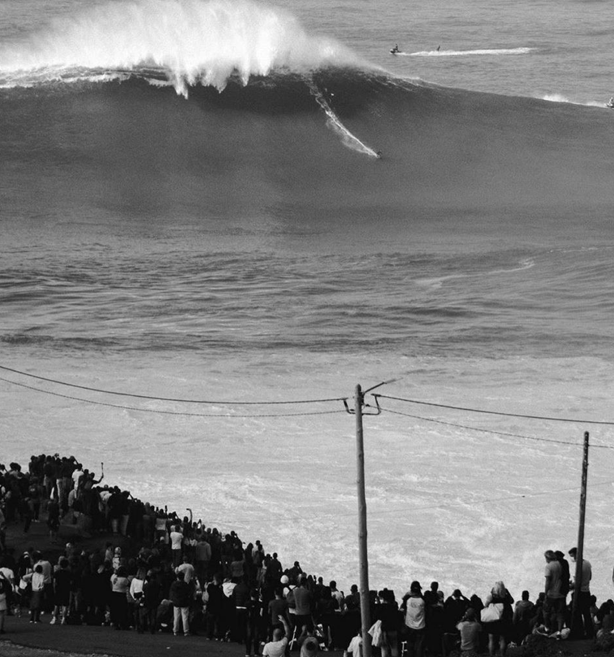 Biggest Nazaré Ever in Von Froth ep.17