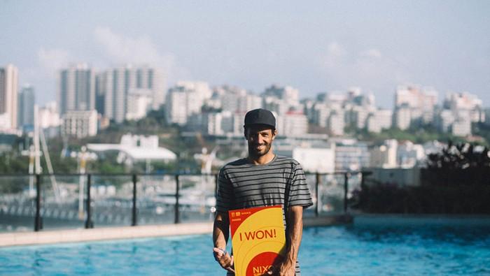 Nixon Surf  Challenge 2015 Hainan China