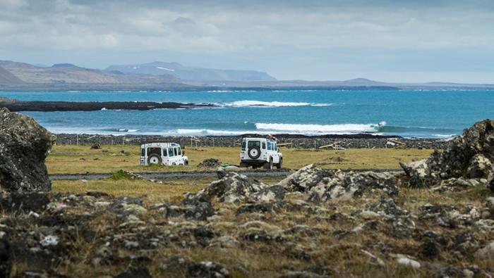 YULEX PATAGONIA SURF TRIP ICELAND