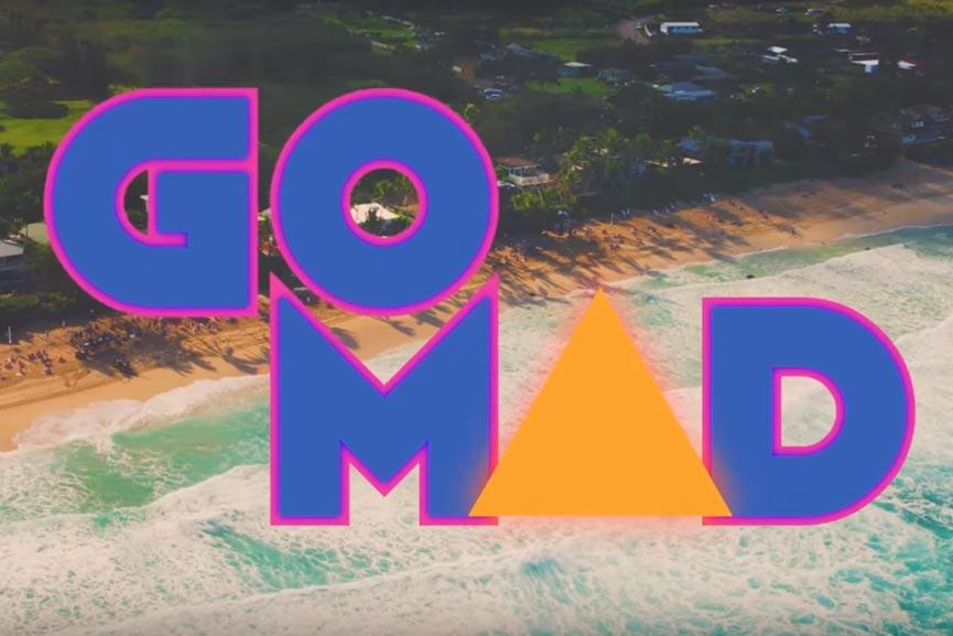 """Leonardo Fioravanti protagonista in """"Go Mad"""""""