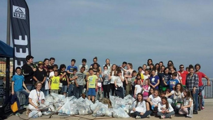 REEF BEACH CLEAN 2016