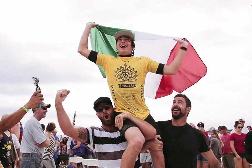 Leonardo Fioravanti in Ride to the roots