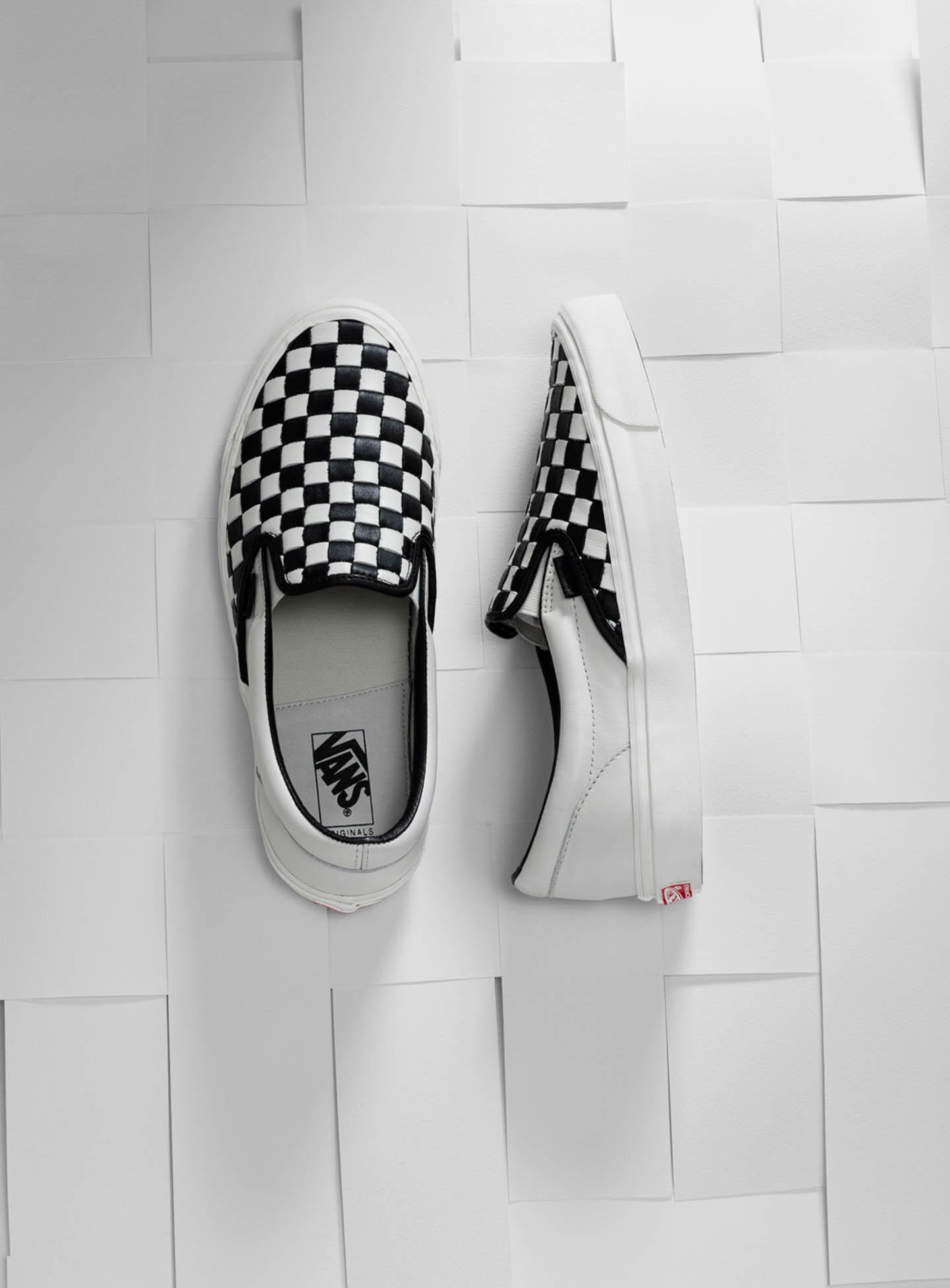 56d95e6cfa Vault by Vans reinterpreta il classico motivo Checkerboard - Surf ...