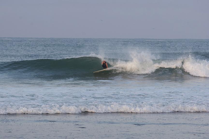 Surf a Pig