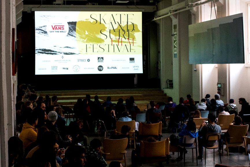 Report Skate and Surf Film Festival Milano 2017