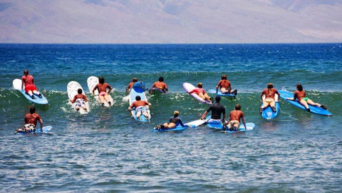 Importanti aggiornamenti sui brevetti istruttori surf e sup in Italia