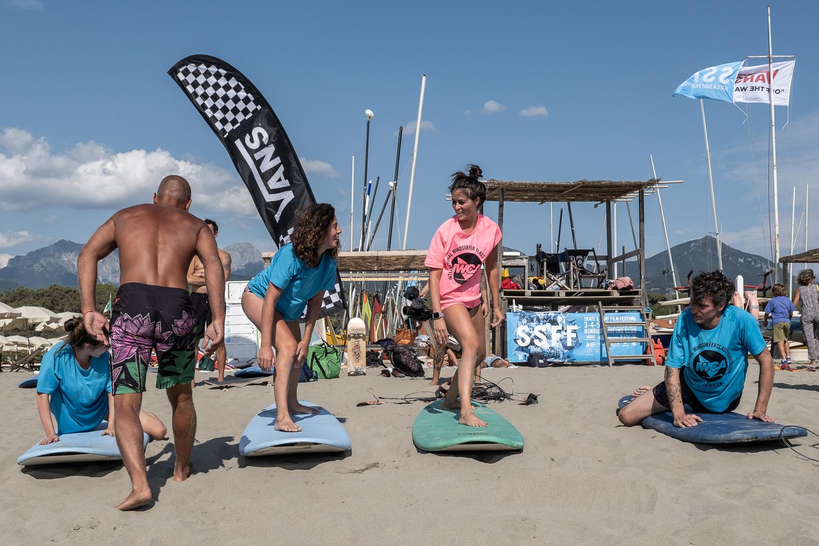 REPORT SSFF – SKATE AND SURF FILM FESTIVAL 2021