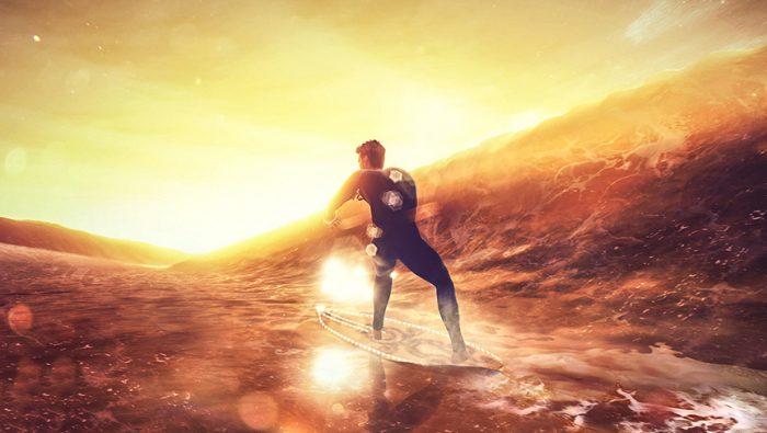 Finalmente un nuovo videogioco sul surf per Xbox One, PC e PS4