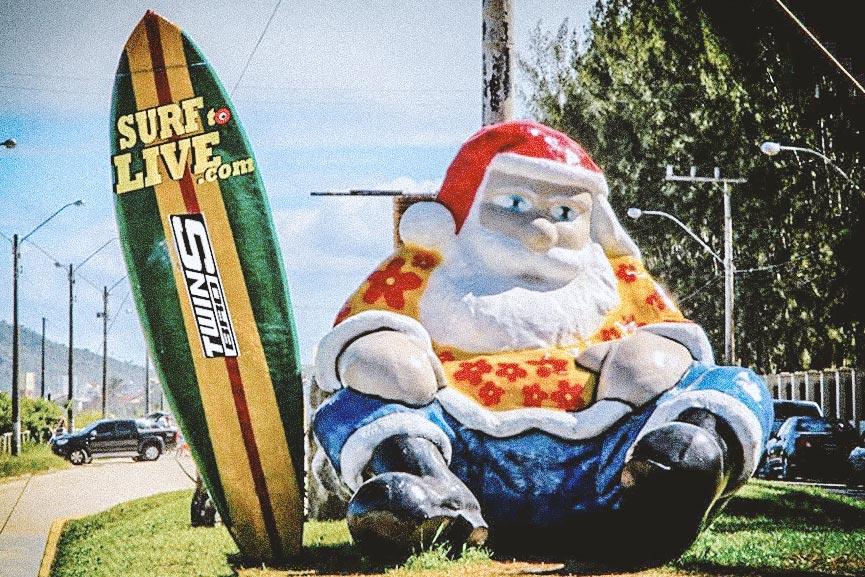 SURFTOLIVE HAPPY XMAS