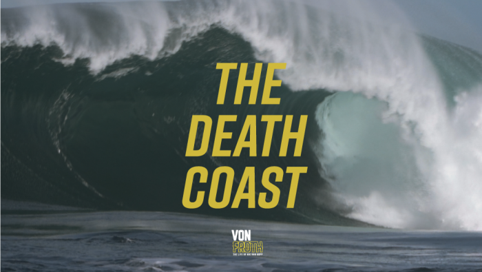 The Death Coast - Nic Von Rupp