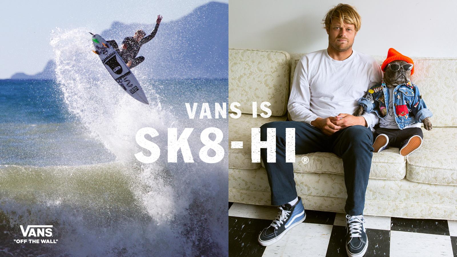 VANS Sk8-HI