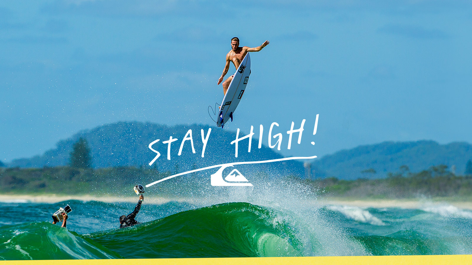 Quiksilver Stay High 2016