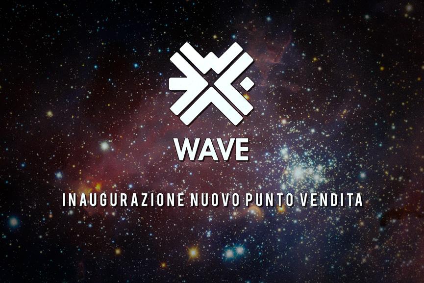 WAVE SHOP INAUGURA IL NUOVO PUNTO VENDITA