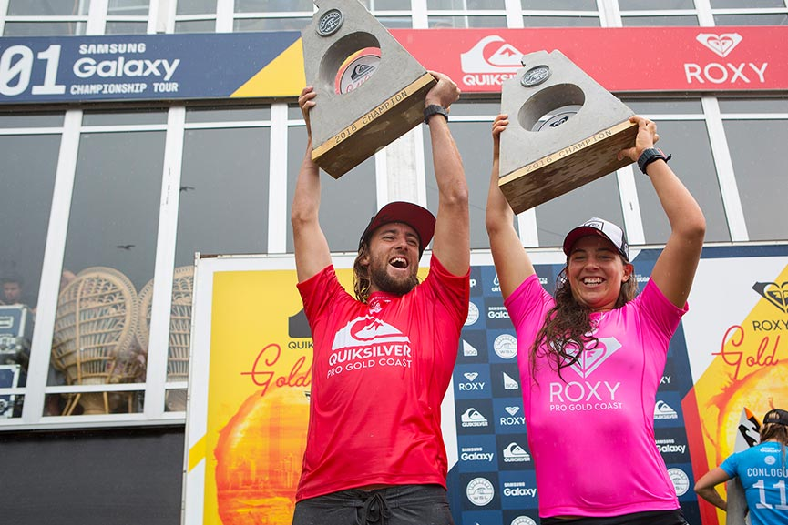 QUIKSILVER PRO GOLD COAST and ROXY PRO GOLD COAST 2016