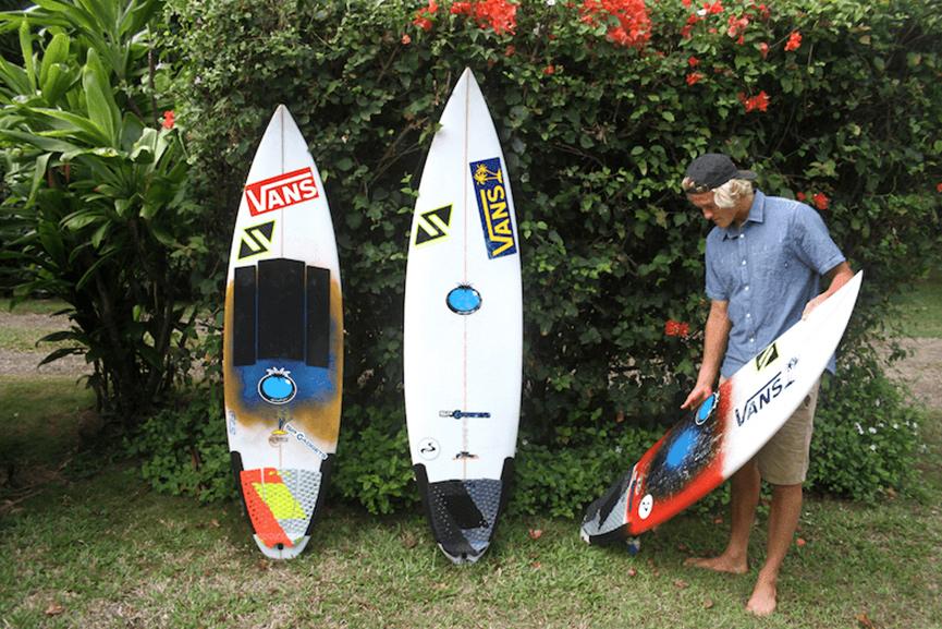 TwinsBros Surfboards da il benvenuto a Jonas Bachan nel proprio TEAM