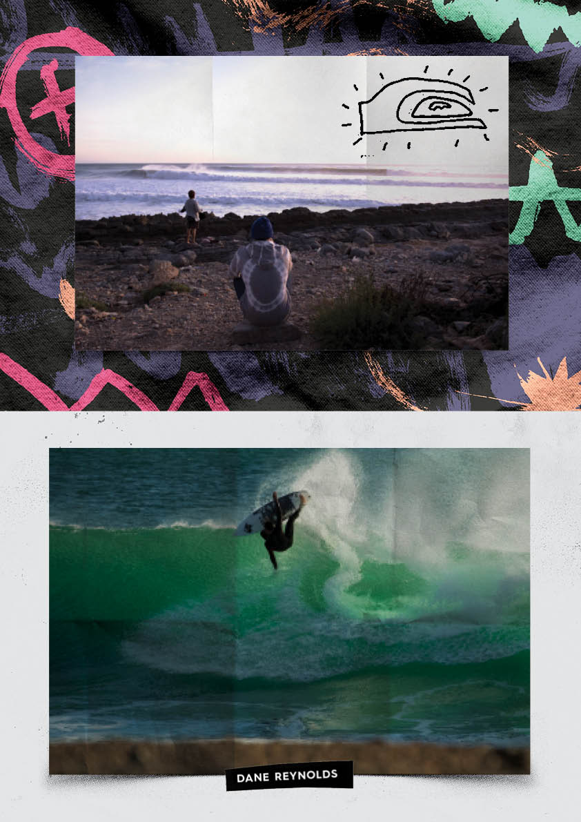 Quiksilver Surf Trippin AM Collection