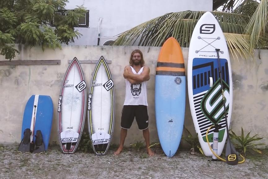 Twinsbros Maldivian sessions