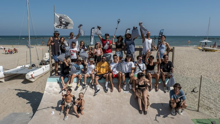 Vans Eco Theory Beach Cleaning – Report