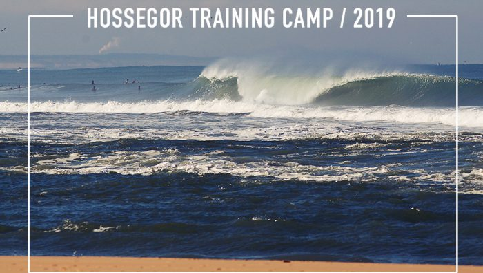 BLACKWAVE HOSSEGOR TRAINING CAMP 2019