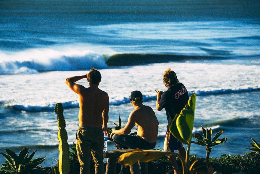 Clay Marzo ci fa sognare in Baja California