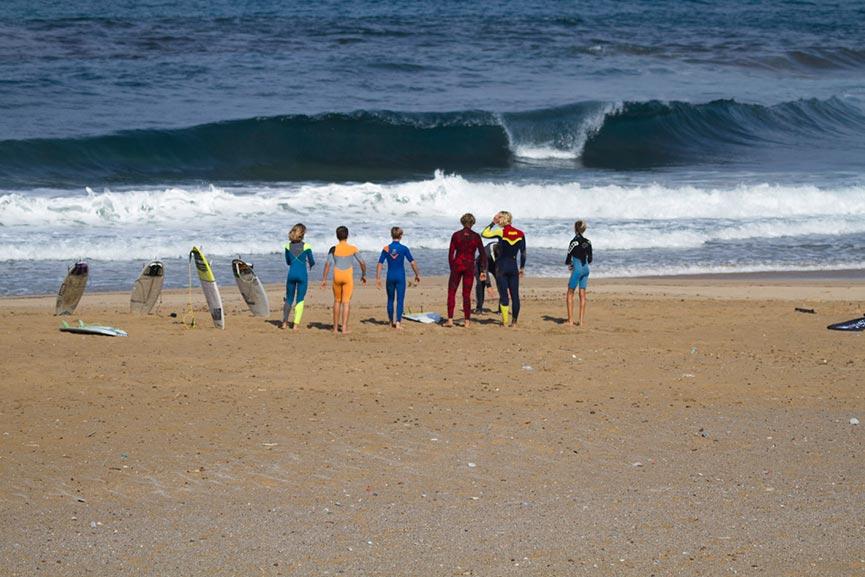 IL PRIMO CONTEST SURF COACHING BY NICOLA BRESCIANI