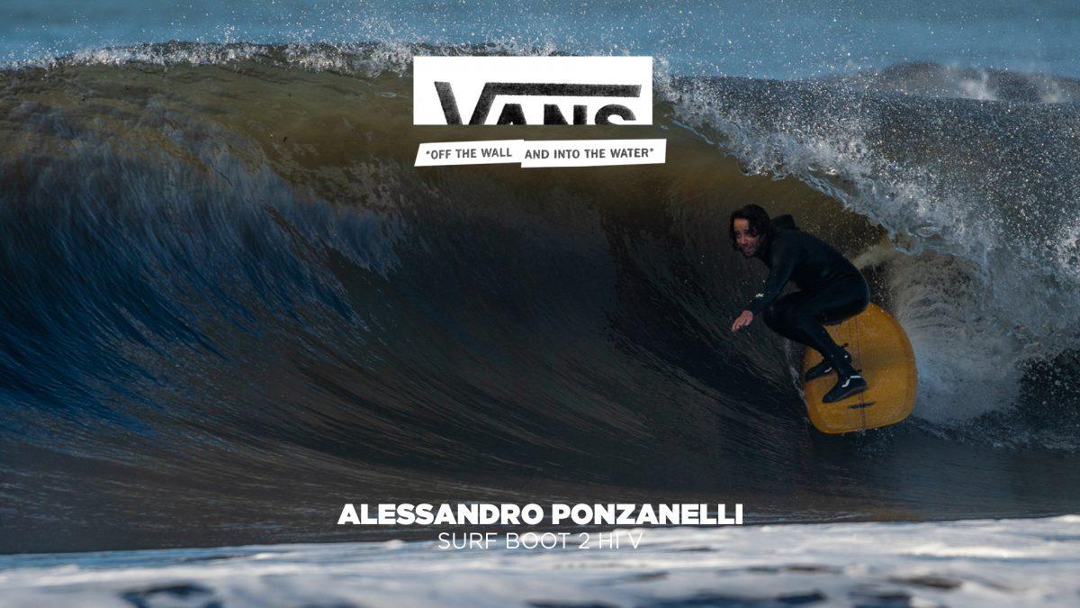 Vans Surf Boot 2 Hi V 5mm – Alessandro Ponzanelli