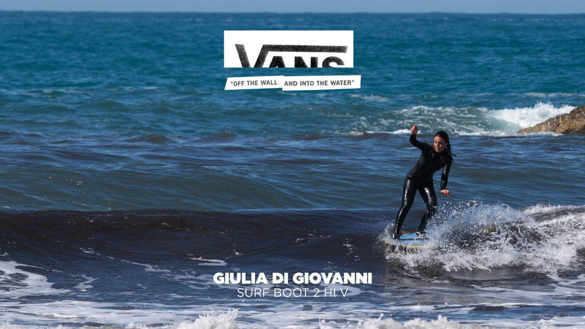 Vans Surf Boot 2 Hi V 5mm – Giulia Di Giovanni