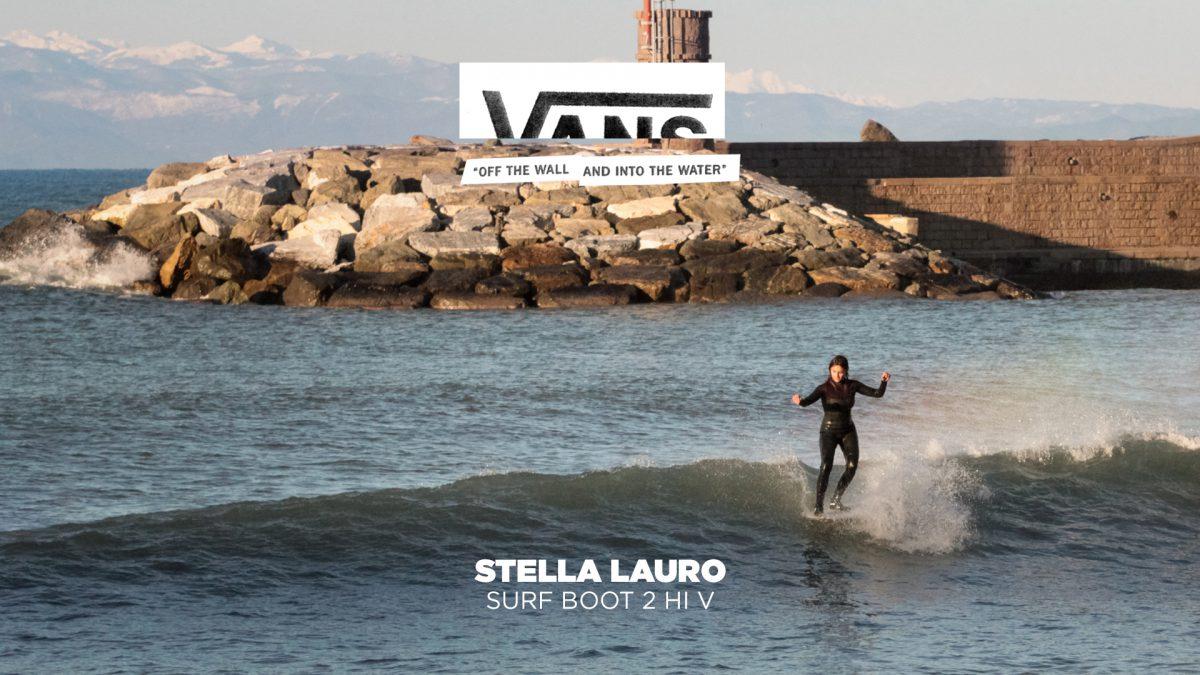 Vans Surf Boot 2 Hi V 5mm – Stella Lauro