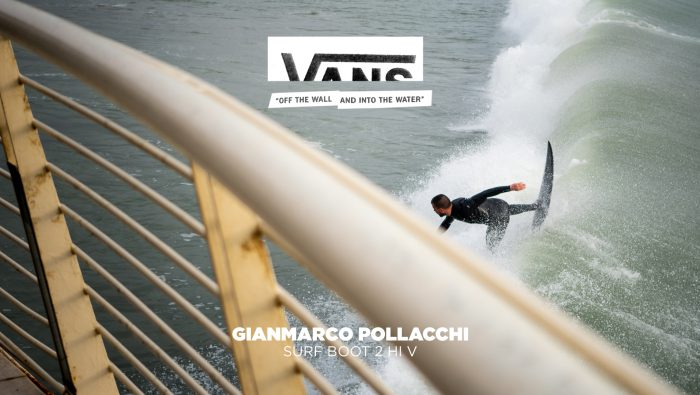 VANS SURF BOOT 2 HI V 5MM – GIANMARCO POLLACCHI