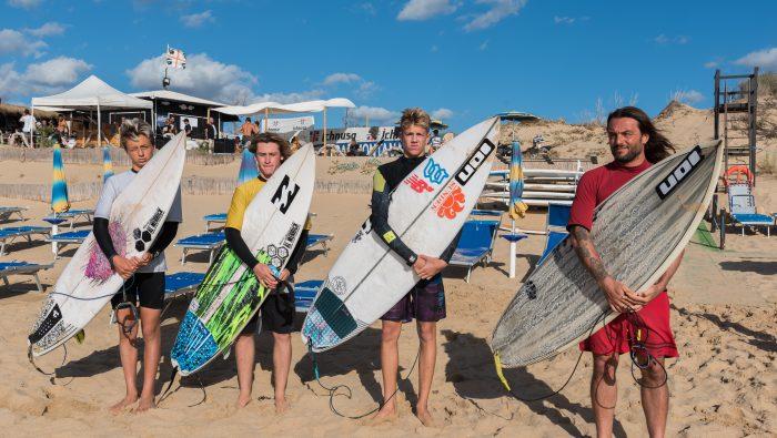 Didobeach Surf Day: tre giorni di spettacolo tra le onde di Buggerru
